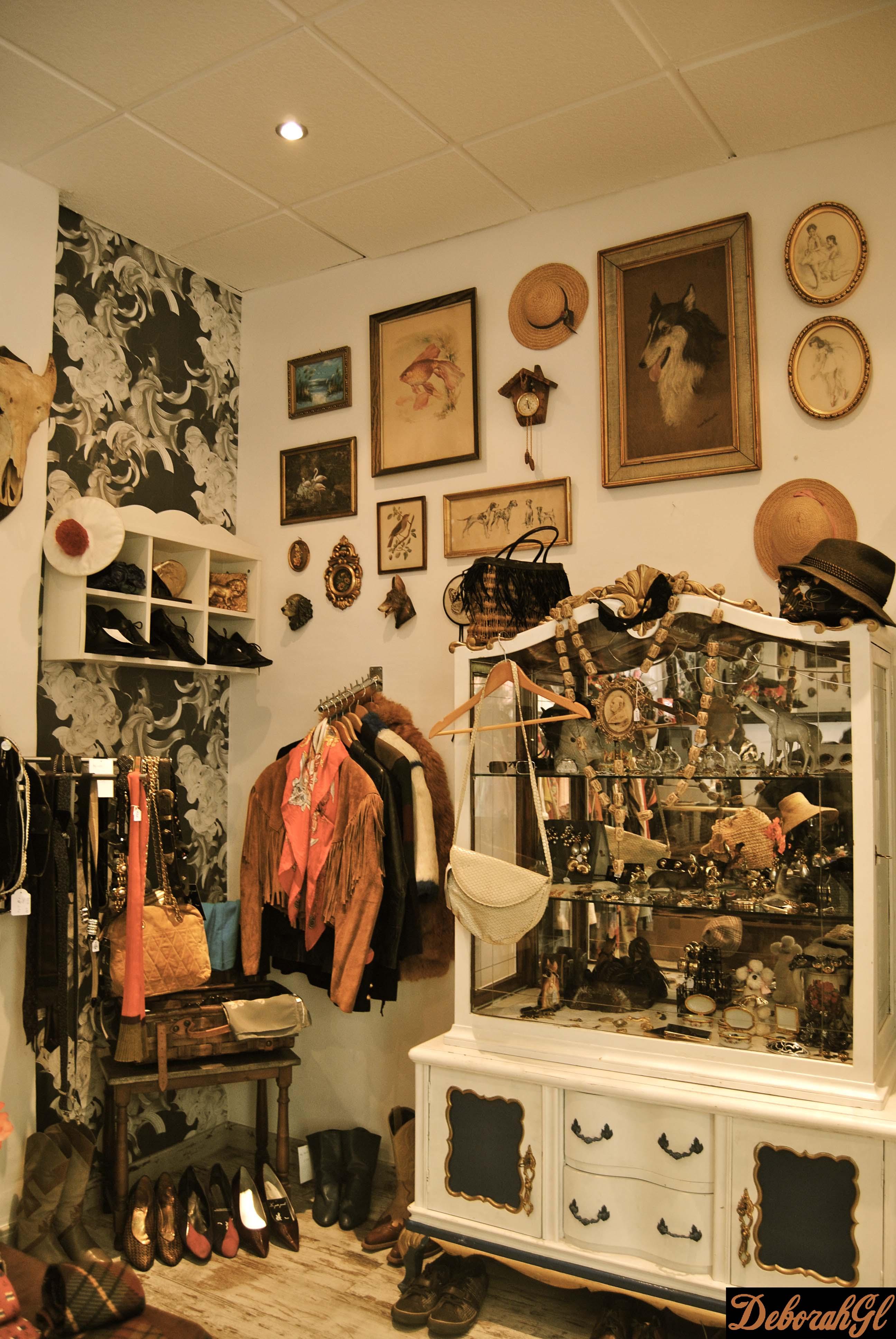 Tienda vintage en chicago