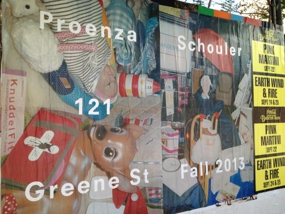 new york city fashion week proenza schouler